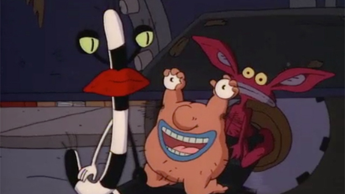 aaahh real monsters season null episode null watch on v