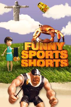 Funny Sports Shorts