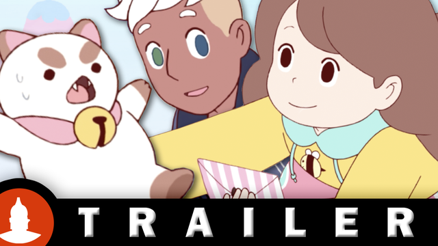 Bee and PuppyCat Episode 4 Trailer