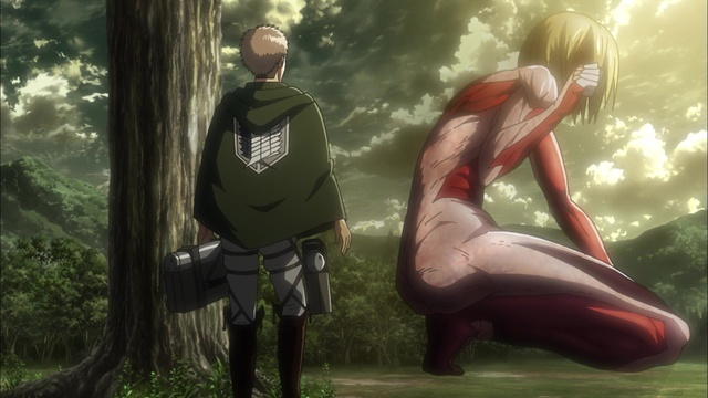 Female Titan - 57th Expedition Beyond the Walls (1)
