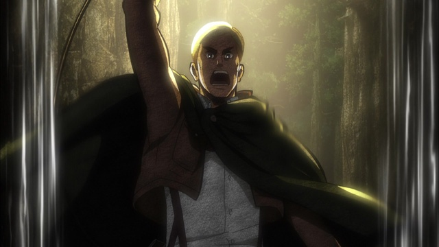 Erwin Smith - 57th Expedition Beyond the Walls (4)