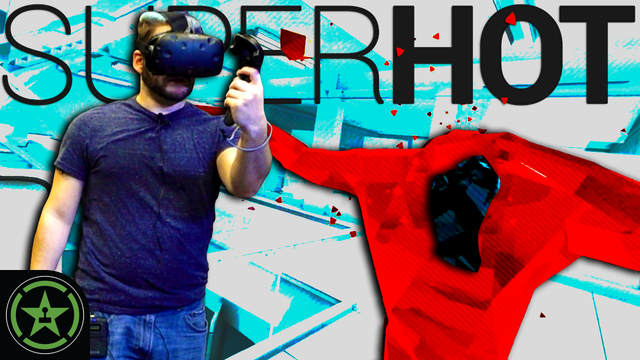 VR the Champions - Superhot