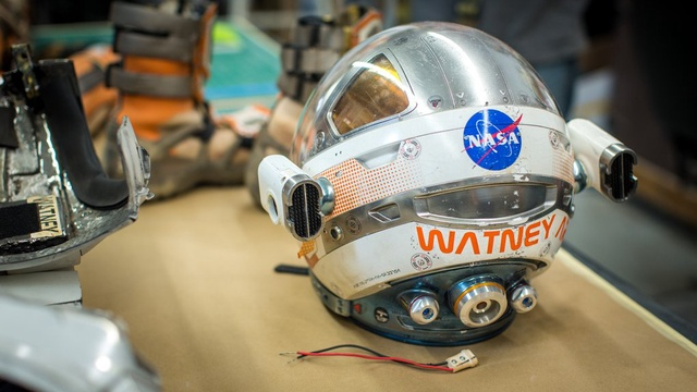 Replicating 'The Martian' Spacesuit, Part 1: Building Reference