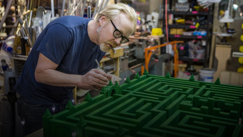 Adam Savage's One Day Builds
